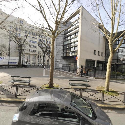 Collège André Citroën - Collège - Paris