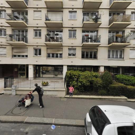 Daube Jean-Michel - Coursiers - Paris