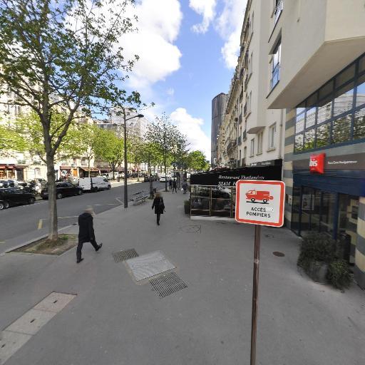 Station Vélib' Vaugirard - Pasteur - Vélos en libre-service - Paris