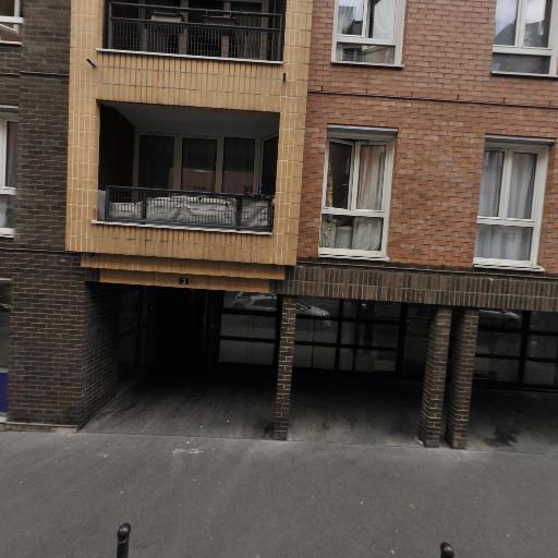 Sawadogo Dramane - Coursiers - Paris
