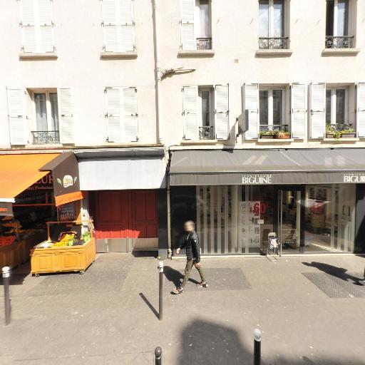 Le Comptoire de Laëty - Coiffeur - Paris