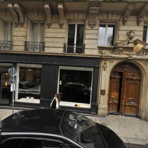 Le Falher Jean-François - Notaire - Paris