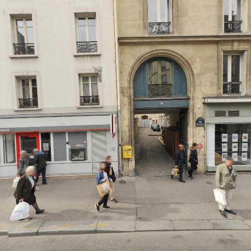 Carrefour Entraid Relat Lasall - Association humanitaire, d'entraide, sociale - Paris