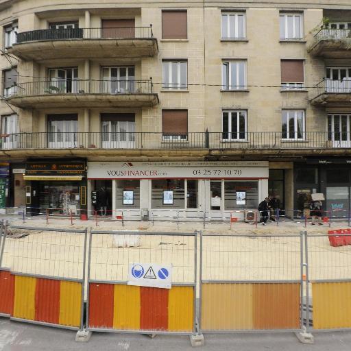 VousFinancer.com 36 CARNOT COURTAGE SARL - Banque - Troyes