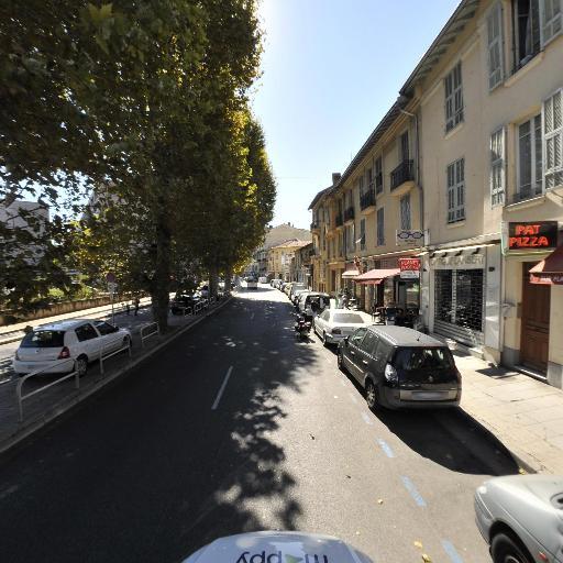 Sasu Le Savoy - Siège social - Nice