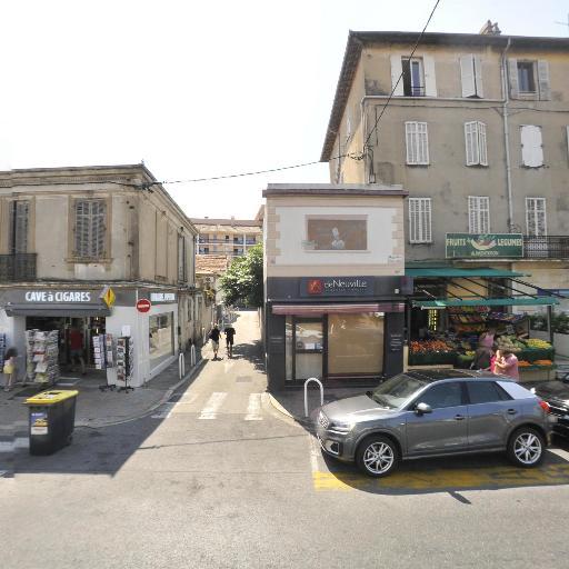 de Neuville - Chocolatier confiseur - Cannes