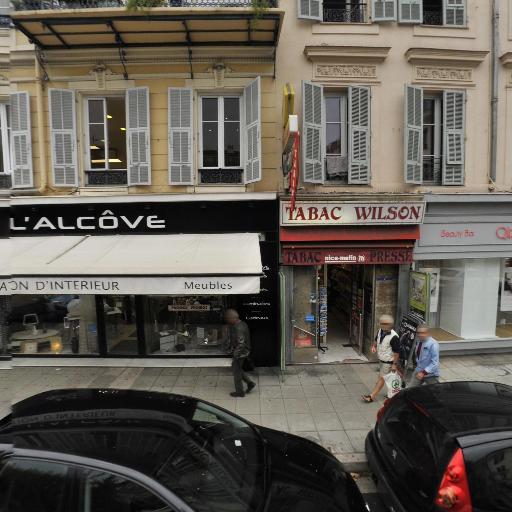 L' alcôve - La Maison Du Rideau - Stores - Nice