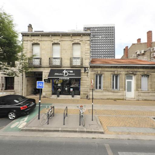 45th Avenue - Coiffeur à domicile - Bordeaux