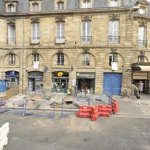 Pharmacie de France - Pharmacie - Bordeaux