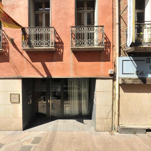 Generalitat De Catalunya - Ambassade et consulat - Perpignan