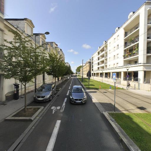 Parking Molière - Parking public - Angers