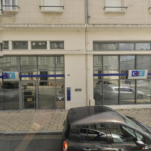 CIC Angers Entreprises - Banque - Angers