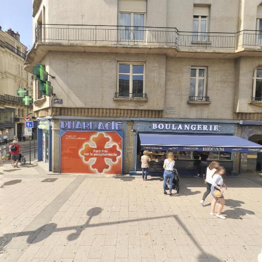 Maison Bécam - Boulangerie pâtisserie - Angers