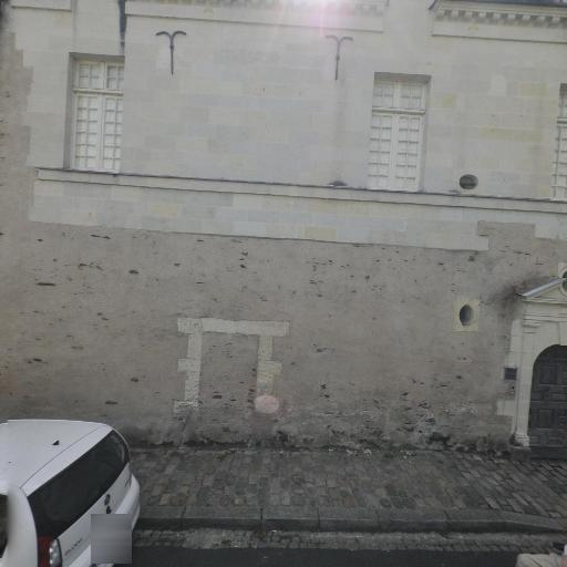 Hôtel de Tinténiac - Attraction touristique - Angers