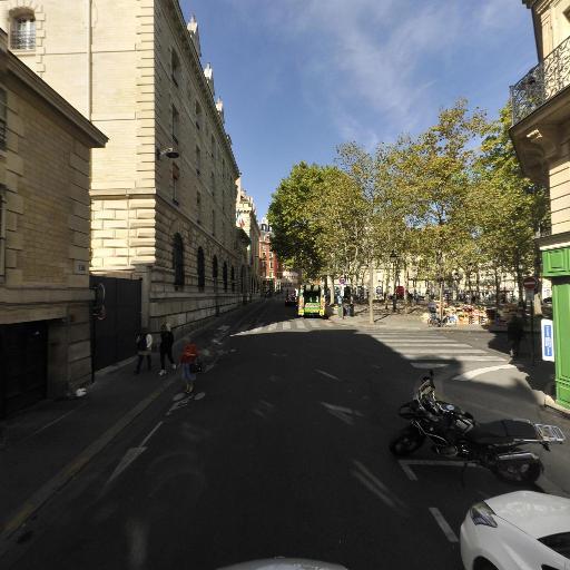 SAEMES Parking Monge - Parking public - Paris