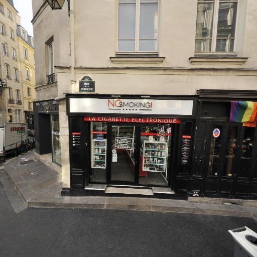 Passage du Chanvre - Fabrication de parfums et cosmétiques - Paris