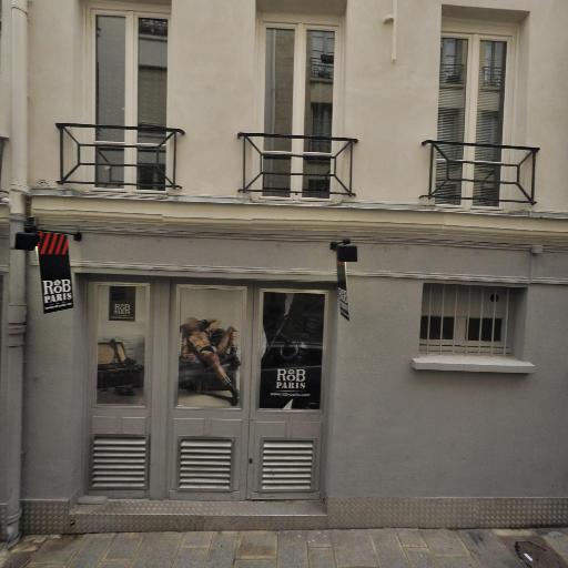 Rob Paris - Articles et librairies érotiques - Paris