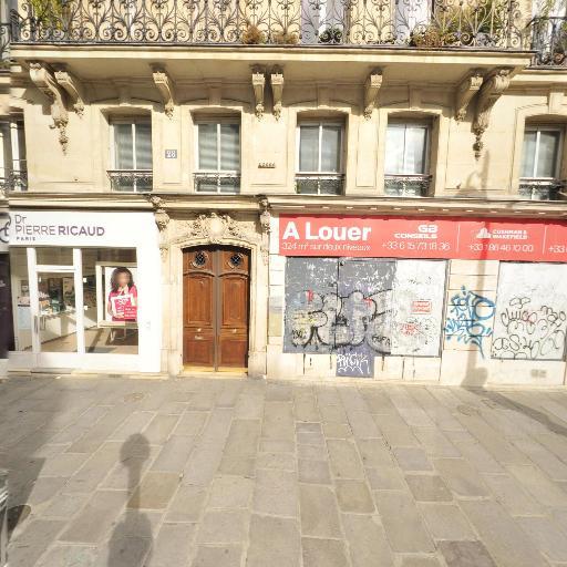 Ciora Théo - Administrateur de biens - Paris