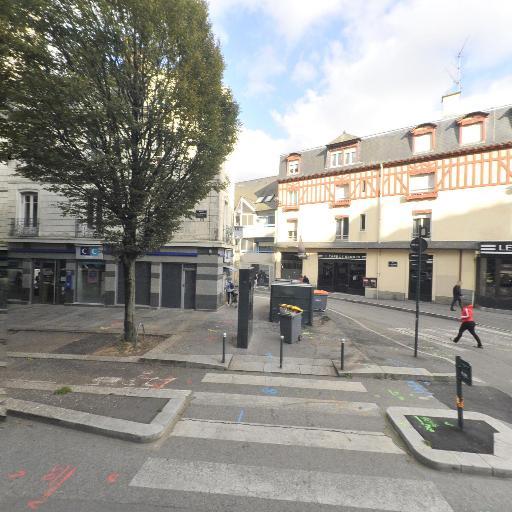 Novotel Rennes Spa Centre Gare - Restaurant - Rennes