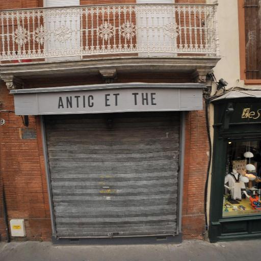 Antic Et Thé - Achat et vente d'antiquités - Toulouse