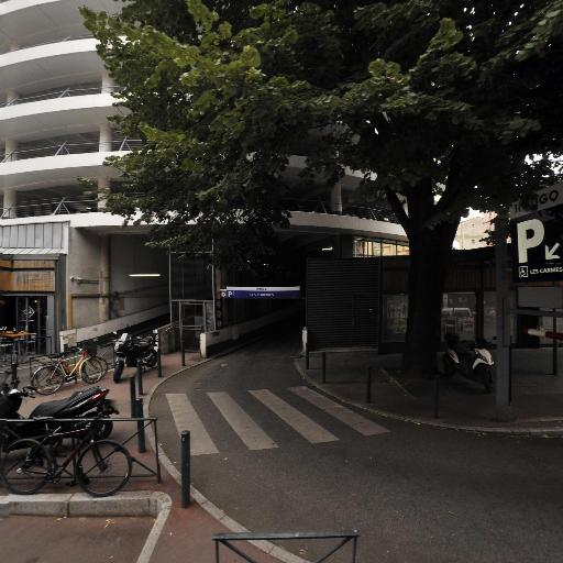 Carmes - Parking - Toulouse