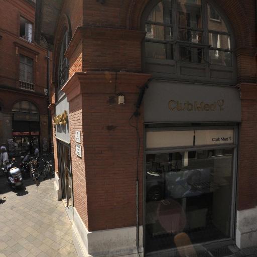 Le Grand Balcon Hotel - Attraction touristique - Toulouse