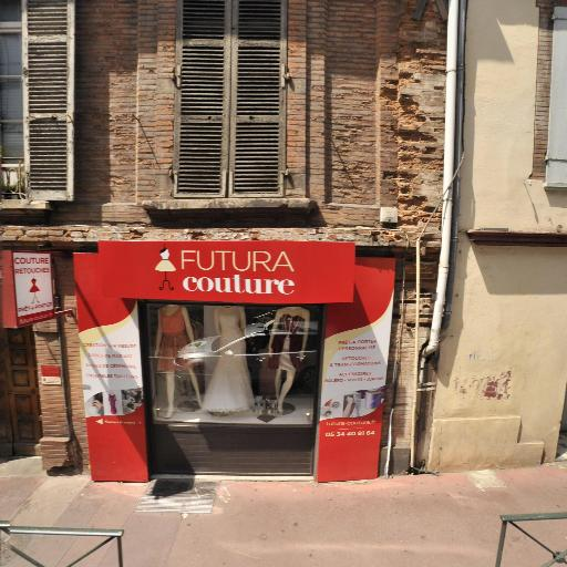 Futura Couture - Robes de mariées - Toulouse