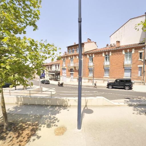 Saint-Michel - Parking - Toulouse