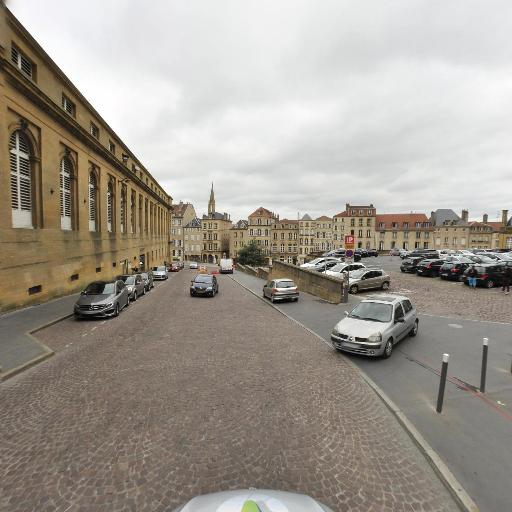 Neo Parking - Parking public - Metz