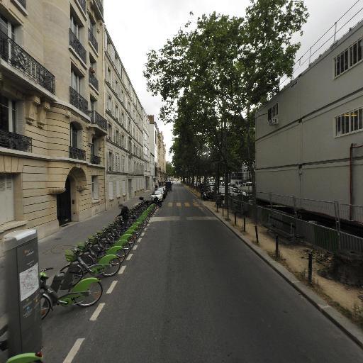 Station Vélib' Hôpital Necker - Vélos en libre-service - Paris