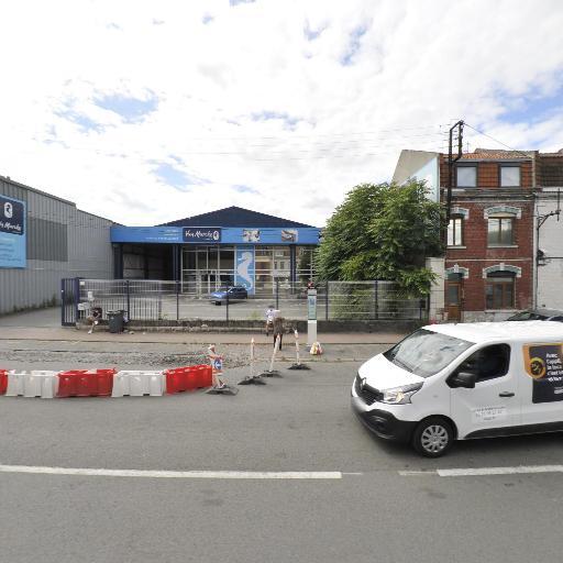 Chape Fluide Service - Bois d'aménagement et de construction - Lille