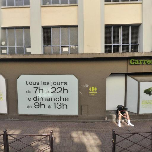 Cyclable - Magasin de sport - Lille