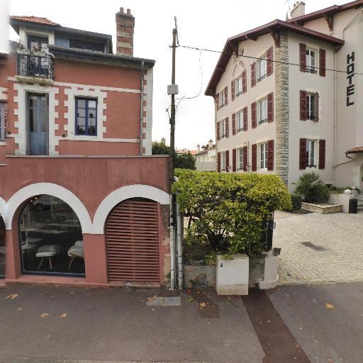 Hotel Saint Julien - Restaurant - Biarritz