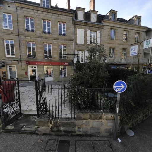 Centre - Agence immobilière - Brive-la-Gaillarde